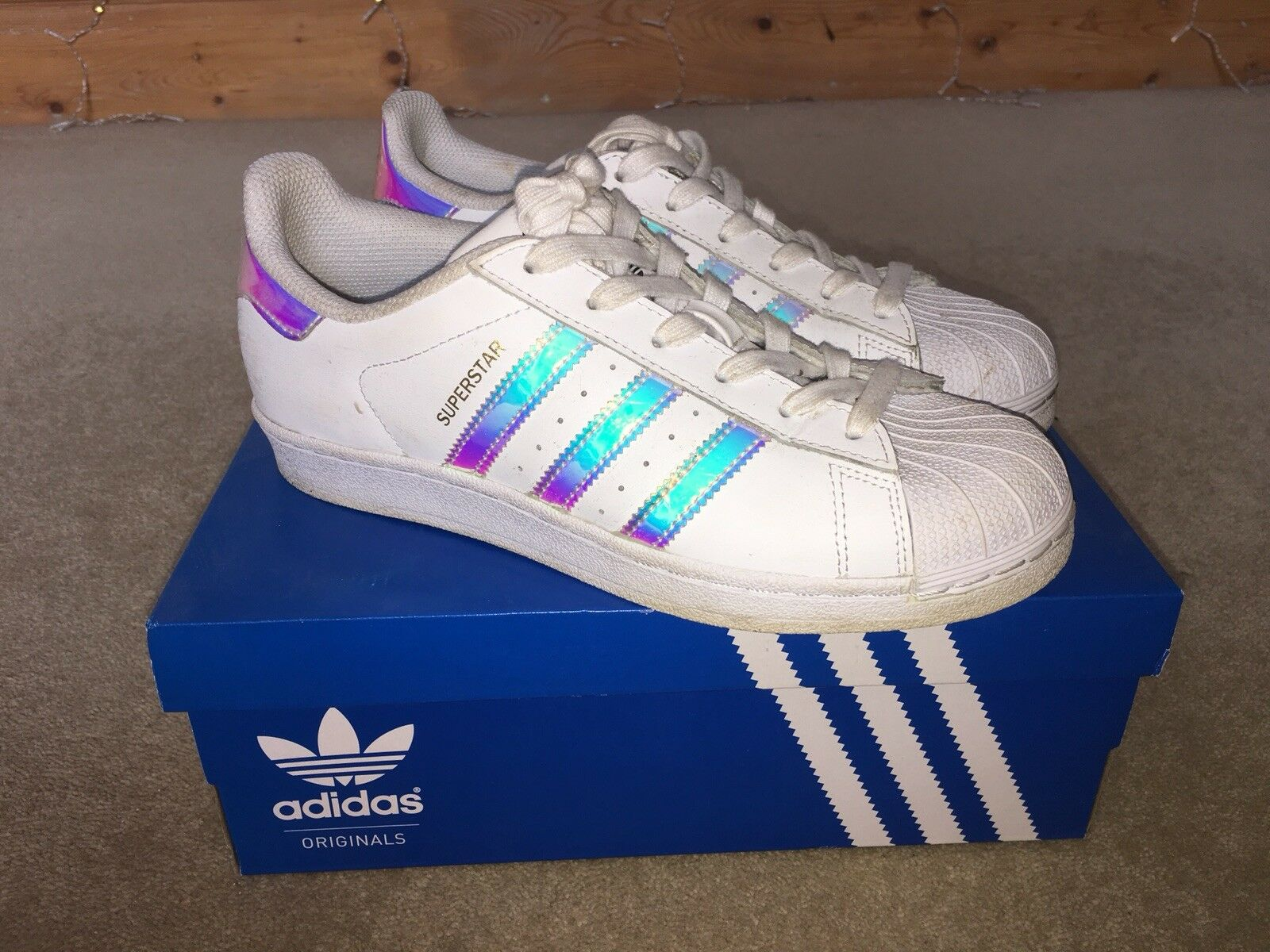 adidas superstar talla 5.5