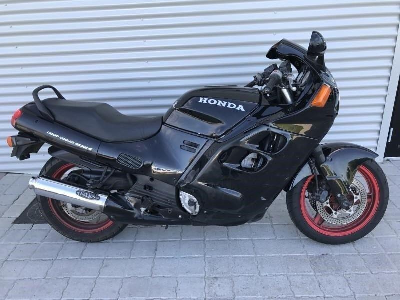 Honda, CBR 1000 F, 998