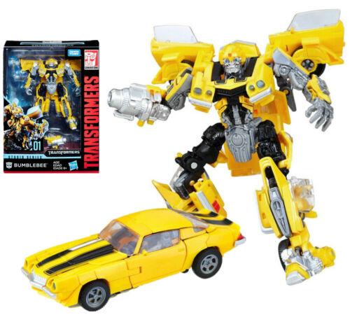 "Studio Series SS01 Bumblebee Action Figure 5/"" Toy"
