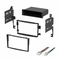 2006 2007 2008 For Nissan 350z Dash Kit Single Din For Stereo Install With Wire on sale