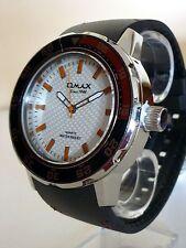Wristwatch °° XXL - HERRENUHR mit Silikon-Armband von Omax   OM030913