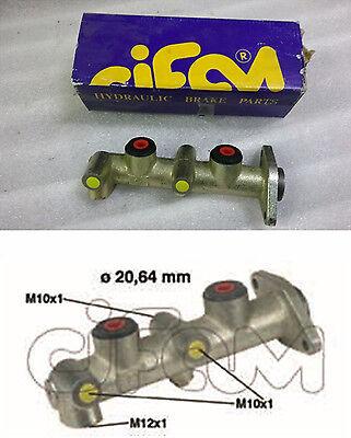 Pompa Freno Ford Lcv Escort Iii Van Cifam 202-098 Comodo E Facile Da Indossare