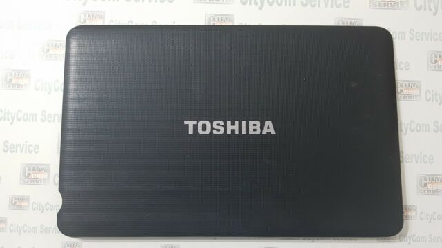 New Toshiba satellite S55-A LCD Back Cover top case /& Hinges H000056130 NO touch