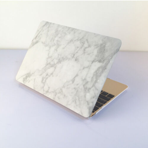 """6-Color Marble Matte Hard Case+Keyboard Cover for MacBook Air Pro 11/"""" 13/""""+Retina"""