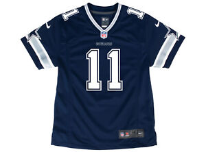 competitive price 77bf8 81b11 Details about NWT NIKE Dallas Cowboys Cole Beasley Kids Game NFL Navy  Jersey Small-Large NWT