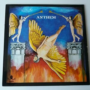 Anthem-Self-Titled-Vinyl-LP-UK-1st-Press-Buddah-Prog-EX-NM