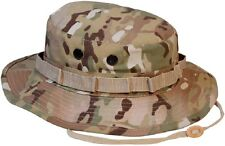 Boonie Hat Military Style Wide Brim Bucket Hat Bush Hat Boonie Hat 069766430db