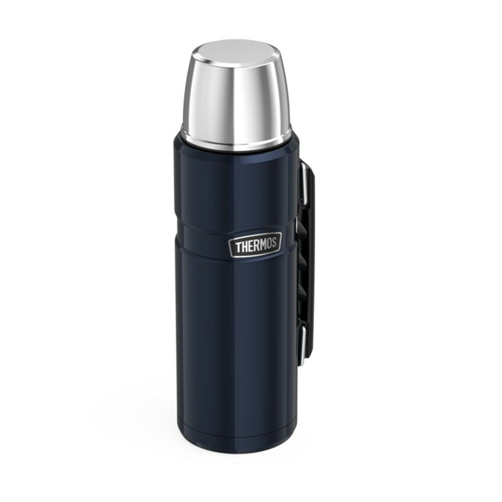 Thermos Stainless King Flask Midnight Blau, 1.2l