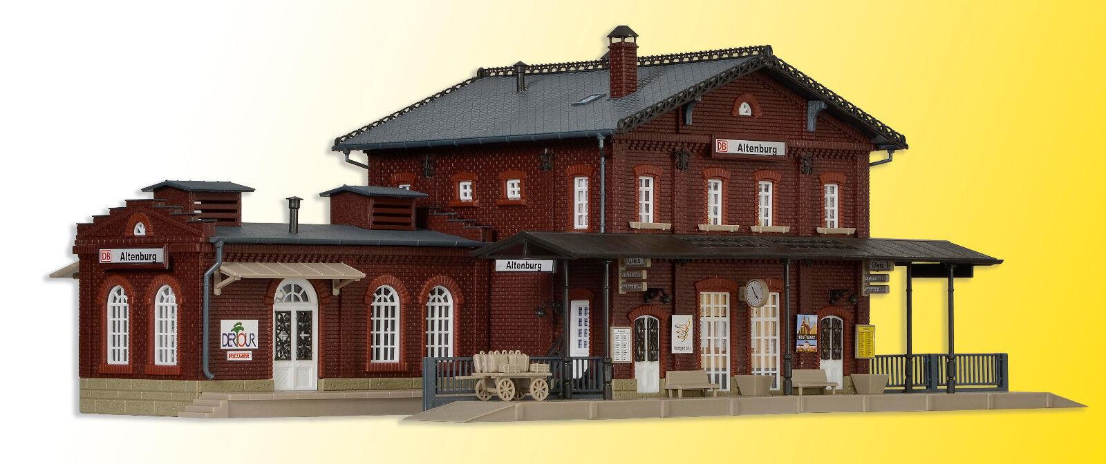 Vollmer 43509 Scala H0, Stazione Altenburg   Nuovo in Scatola Originale