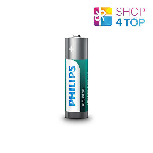 Philips Industrial Alkaline AA Batteries lr6 mignon battery Exp 2030 new