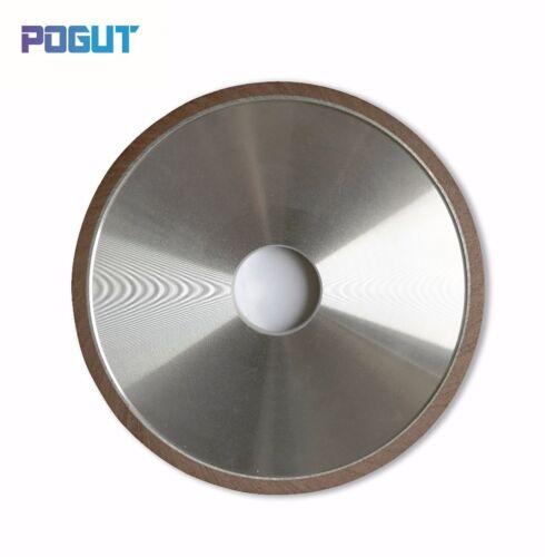 D150*H32 Diamond Abrasive Resin Wheel for Alloy Steel Ceramic Glass CBN Grinding