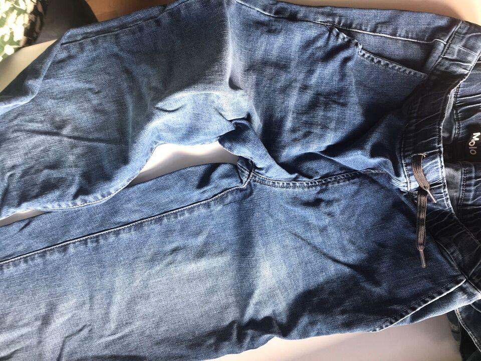 Bukser, Nye bukser, Molo