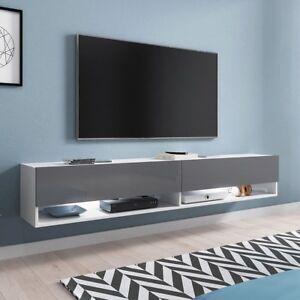 TV-Lowboard Lucius A180 Modern TV-Tisch Design Wohnzimmer Kollektion ...