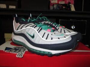Details about NEW 2018 AIR MAX 98 SOUTH BEACH TIDAL WAVE 640744 005 PURE PLATINUM OBSIDIAN