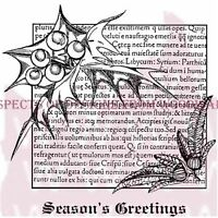Woodware Craft Collection Woodware Clear Stamps - 474672 on sale