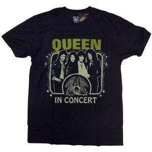 Queen-T-Shirt-In-Concert-100-Official-Queen-Merchandise-Freddie-Mercury