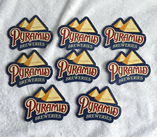 """/""""Classic Logo/"""" Beer STICKER...HARD TO FIND!!! Pyramid Brewing Co"""