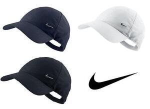 4c980f12 Nike Metal Swoosh Mens Boys Sports Peak Cap Baseball Hat Adjustable ...