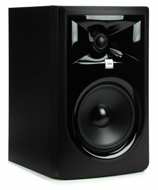 JBL 306P MkII Powered 6 inch Two-Way Studio Monitor - Matte