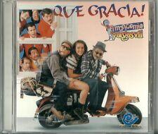 Que Gracia El Manicomio De Vargasvil Latin Music CD New
