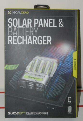 Goal Zero Guide 10+Solar Recharging Kit