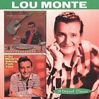 Sings Songs for Pizza Lovers/Lou Monte Sings for You by Lou Monte (CD, Mar-2006, Collectables)