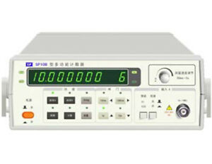 for frequency standards 10 MHz to 32768 Hz + 1 Hz Precision Frequency Divider