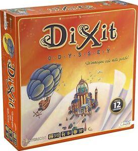 Ed.Italiana 10th Anniversary II Edizione Asmodee STR8014 Dixit