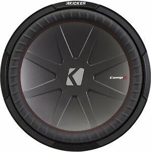 Kicker-CompR-Comp-R-10-Dual-4-Ohm-Voice-Coil-Car-Subwoofer-800W-43CWR104