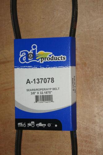 146527,157769,TH3H320 AYP SEARS OEM SPEC BELT 137078