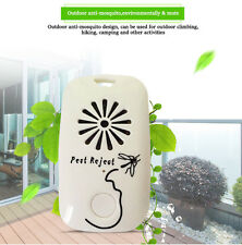 IPRee™ Mosquito Dispeller Insect Repellent Ultrasonic Portable Outdoor Travel Sl