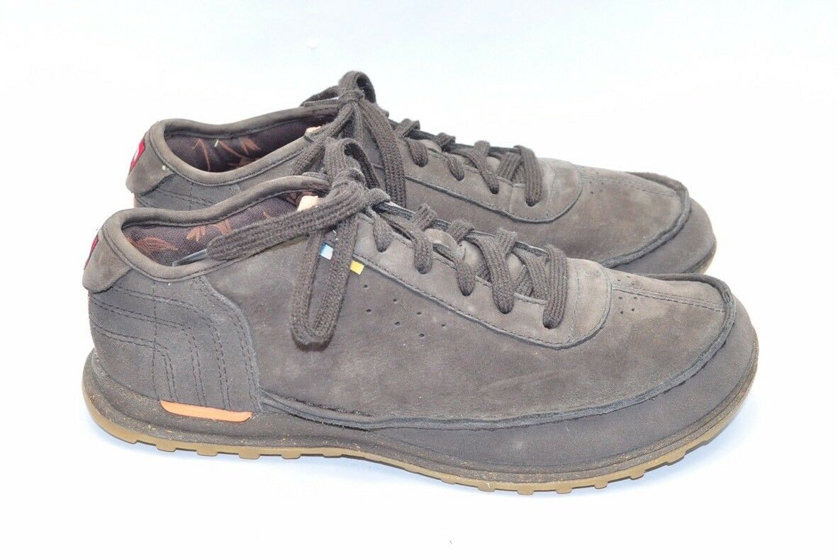 Womens Brand New THE NORTH FACE shoes Size 8.5 US Brown Leather Trail