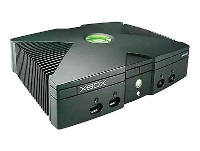 OG Xbox 2005 (just console no cords or controller)