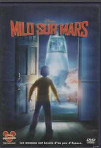 Disney-Milo-Sur-Mars-Dvd