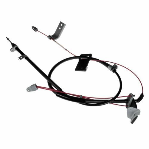 Rear Left Brake Cable Fits Nissan Pick Up OE 3640033G12 Blue Print ADN146225