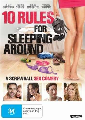 1 of 1 - 10 Rules For Sleeping Around (DVD, 2014)