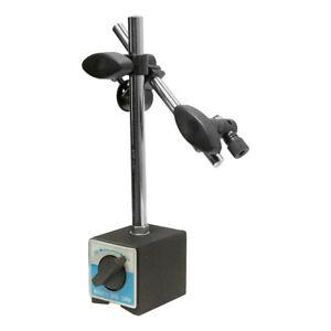 Magnetic Base Indicator Holder Fine Adjustment,Dial Indicator Not Included US