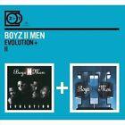 Evolution/Boyz II Men II by Boyz II Men (CD, Jun-2009, Universal Music)