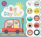 Big Day Out by Roger Priddy (Board book, 2015)