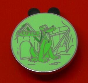 Used-Disney-Enamel-Pin-Badge-Pluto-Magical-Mystery-Pin