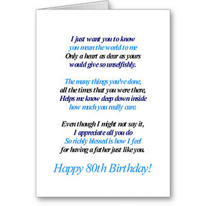 Image Is Loading Personalised Typographic Father Dad Birthday Card 034 You