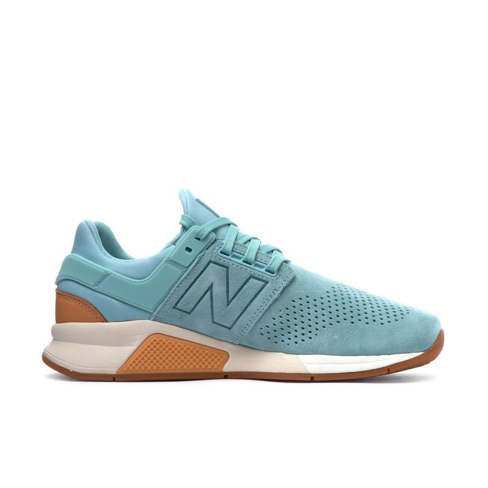 NEW BALANCE 247 247GM TURQUOISE IN BOX NEVER WORN