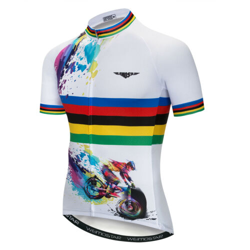 Radfahren Jersey Kurzarm Fahrrad Radfahren Kleidung Ciclismo Racing Fahrrad Top