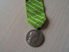 medaille employes communaux attribuee 1921