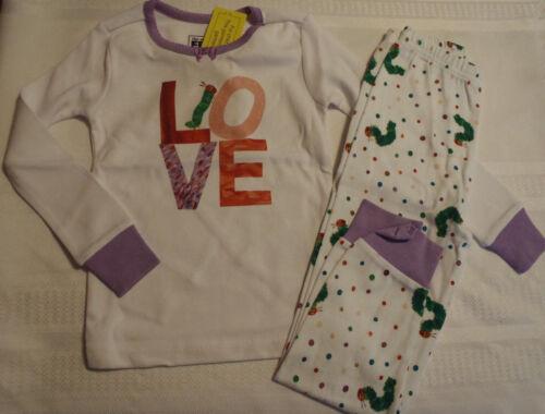 Gymboree Caterpillar Two Piece Gymmies Pajama Set Choice Size 3 4 2T NWT