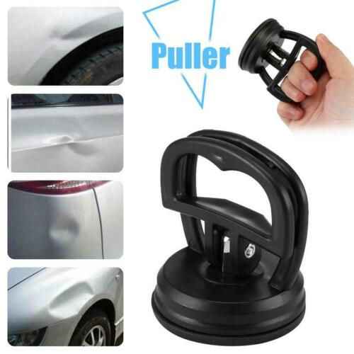 New Dent Puller Repair Suction Cup Car Glass Hail Repair Metal Sucker Kits Black