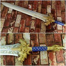 FULL SIZE WoW WarCraft Lionheart Llane Alliance Sword Foam CosPlay Larp Arthas