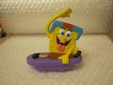 McDonald's Meals Viacom Spongebob Squarepants Skateboard Pull-Back Toy (010-5)