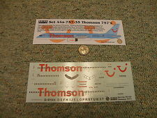 Draw  decals 1/144 Set# 44s-757-35 Thomson 757    N67