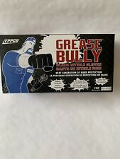 Black Nitrile Gloves Grease Bully 5 Boxes//500 Ct X-Large